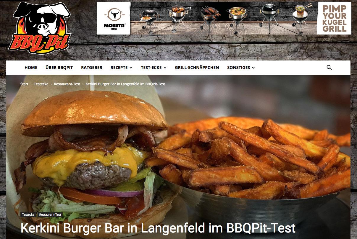 BBQPit test Kerkini Langenfeld